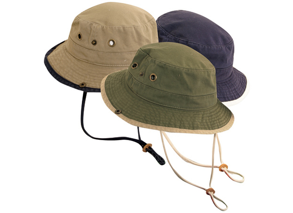 596d1e09f23cd Outdoor Outlet - Dorfman Pacific KIDS BOONIE HATS